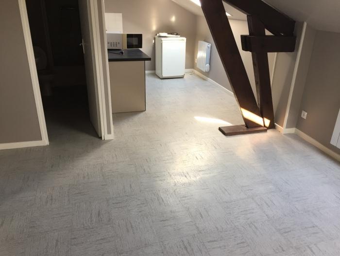 Location Studio 1 pièces Soissons (02200) - Proche gare