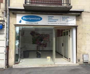 Location Boutique  pièces Soissons (02200) - Centre ville