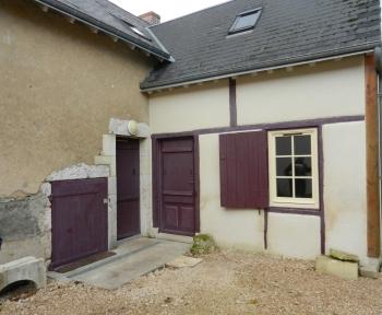Location Maison de ville 3 pièces Cour-Cheverny (41700) - CENTRE BOURG
