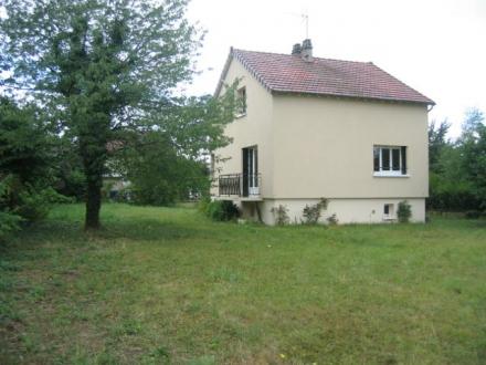 Location Maison 4 pièces Auxerre (89000) - QUARTIER DES CONCHES