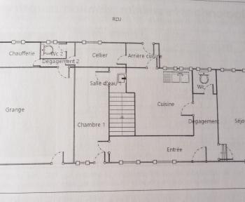Location Maison  pièce Orgerus (78910)