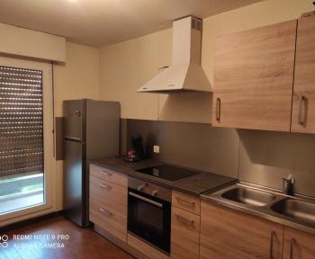 Location Appartement 2 pièces Soultz-sous-Forêts (67250) - RDC - RUE LOUIS PHILIPPE KAMM- TTES CHARGES